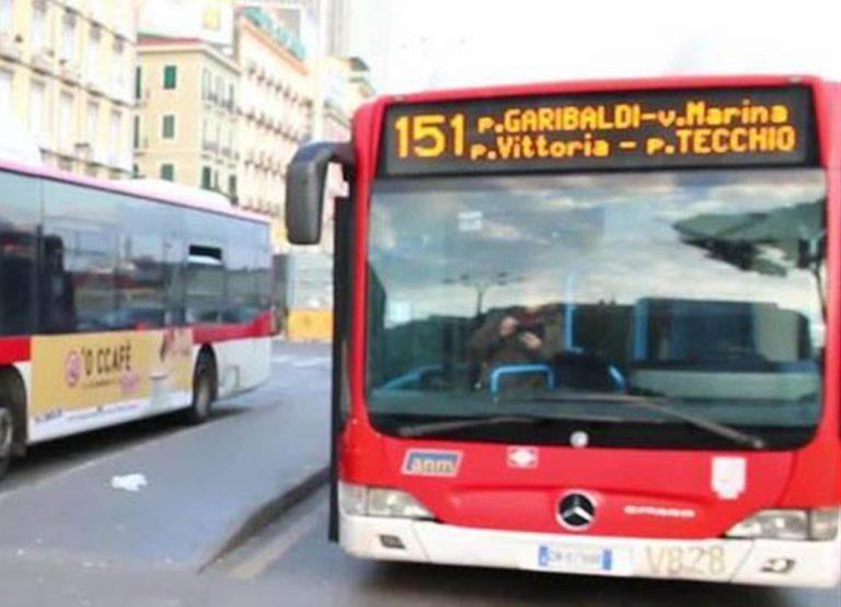 Ressa sul bus 151, aggredito autista dell'Anm
