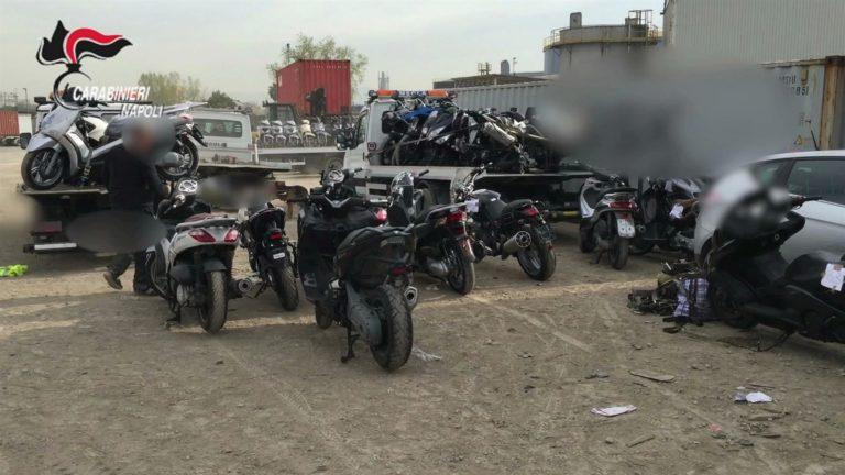 'Fidanzatini' armati denunciati dai carabinieri