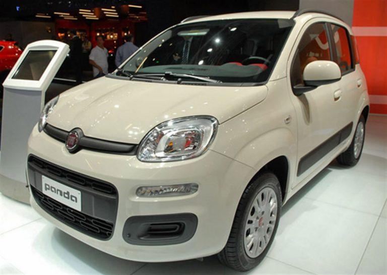 La nuova Panda è l'auto più rubata in assoluto