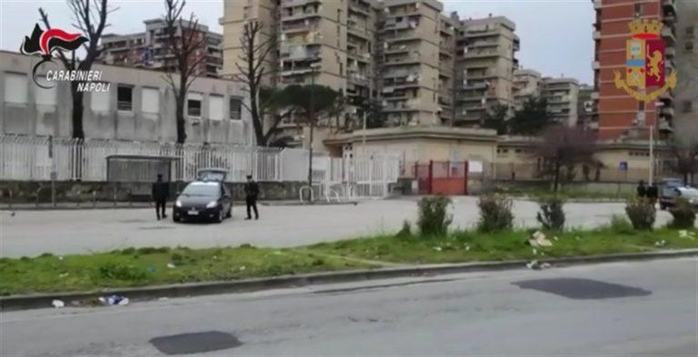 La 'legge' della cosca della Vanella Grassi: droga, rapine ed estorsione a commercianti e ambulanti