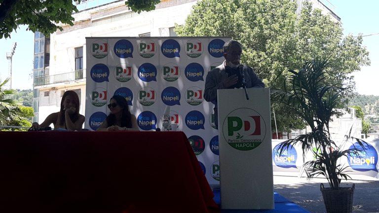 """Ospite alla conferenza PD, senatore Ruotolo (Gruppo Misto): """"No ai pacchetti di voti, no ai voltagabbana ma liste pulite"""""""