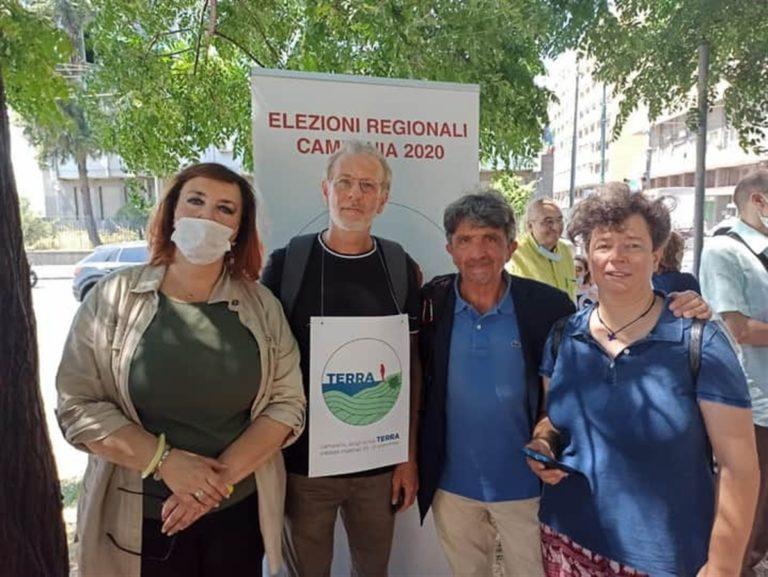 Nasce 'Terra' e partecipa alle elezioni regionali della Campania