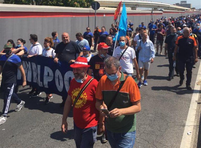 """Whirlpool, l'appello dei sindacati: """"Governo convochi tavolo al Mise"""""""