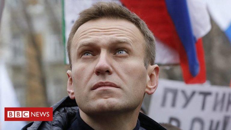 Avvelenato Alexei Navalny leader dell'opposizione russa