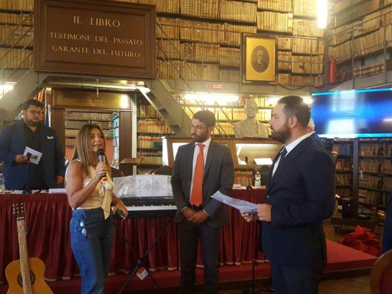 Alla biblioteca 'Alfredo de Marsico': Un  drink per il sociale, la musica come inclusione