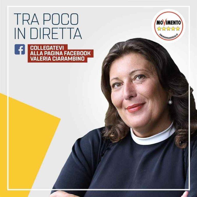 Ciarambino apre a De Luca, spera nella vice presidenza