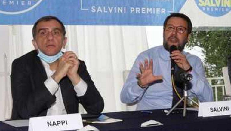 """Tensione tra Lega e FdI, Nappi tira in ballo il Duce con la battuta: """"I carri armati di Mussolini: un imbroglio"""""""