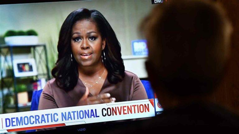 Il giorno di Michelle Obama