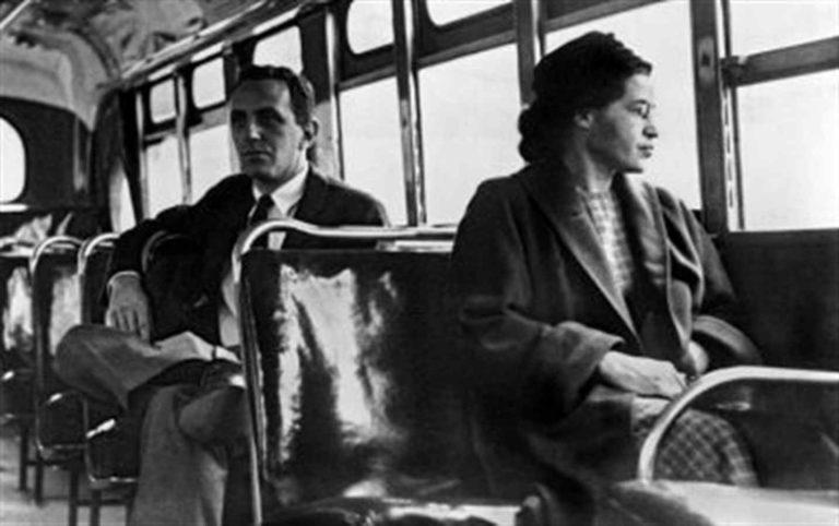 'Almost home', la casa di Rosa Parks in mostra a Napoli