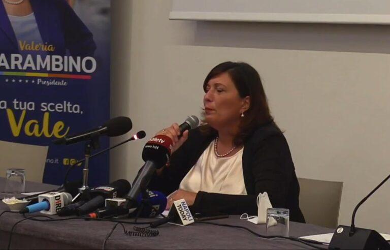 Ciarambino sconfitta, leadership non più credibile. Ultimo mandato e poi a casa