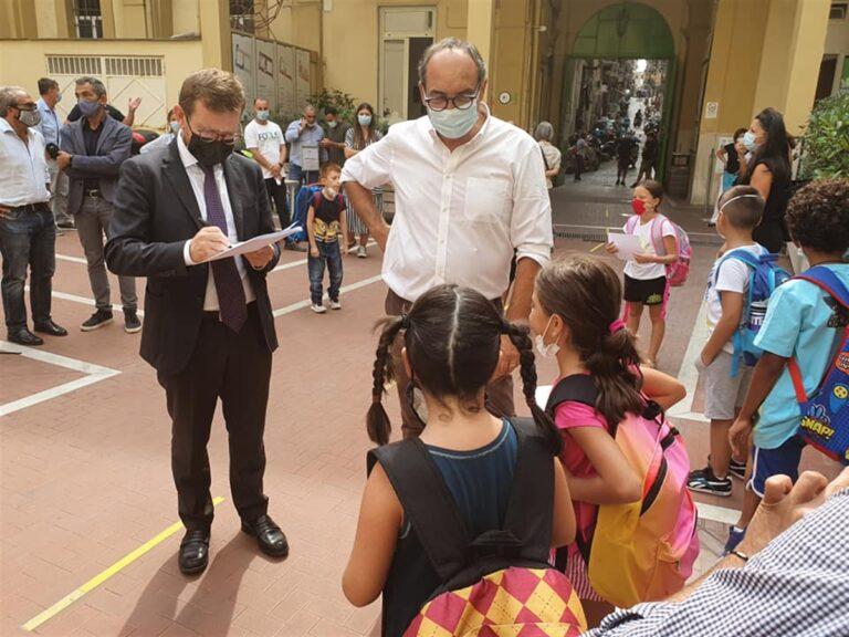 """Il ministro Provenzano: """"I bambini hanno il diritto di realizzare i loro sogni"""""""