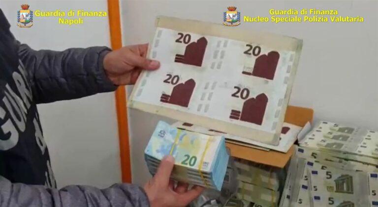 Non è la banda degli onesti, scoperta stamperia di banconote false: arrestati in 4 anche percettori del reddito di cittadinanza