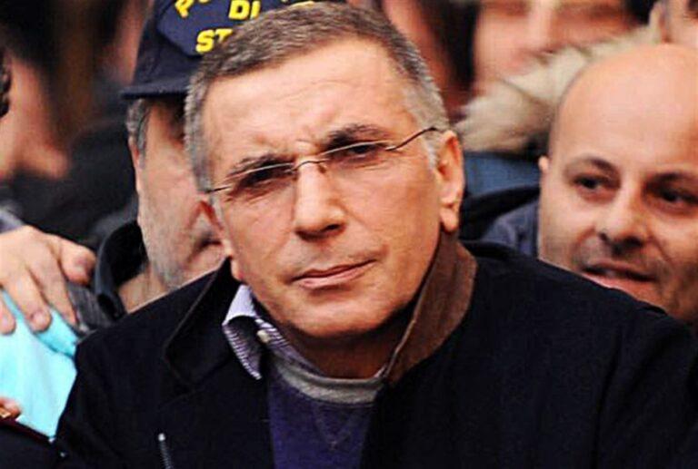 Minacce in carcere, condannato il boss Zagaria
