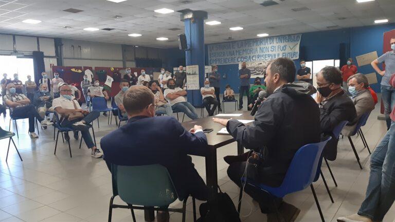"""Vertenza  Whirlpool, senatore Ruotolo : """"Decisione grave e inaccettabile"""""""