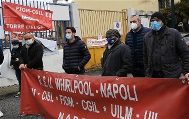 La vertenza Merid Bulloni approda al Mise su pressione della Regione Campania