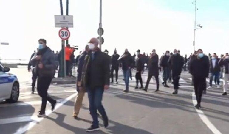 """Regione contro i ristoratori: """"Campania resta in zona Arancione"""""""