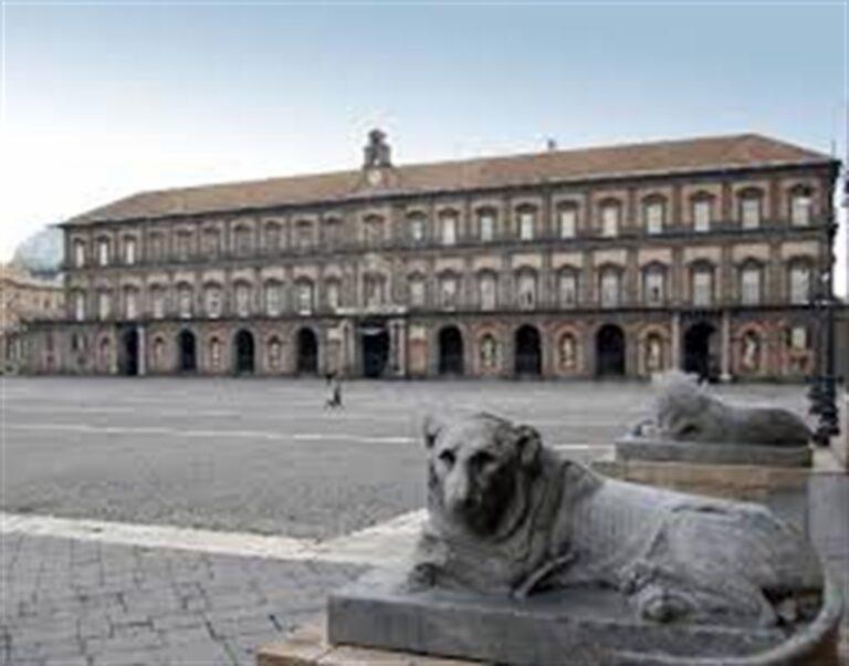 Palazzo Reale di Napoli, da domani on line sito web