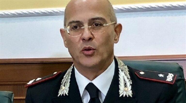 """Violenza donne, appello del generale Canio Giuseppe La Gala: """"Denunciate"""""""