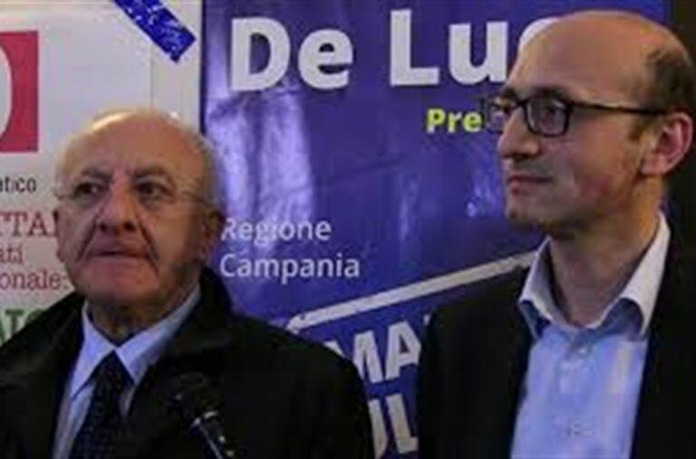 Casillo per Napoli porta linea di De Luca ma apre ai 5 Stelle