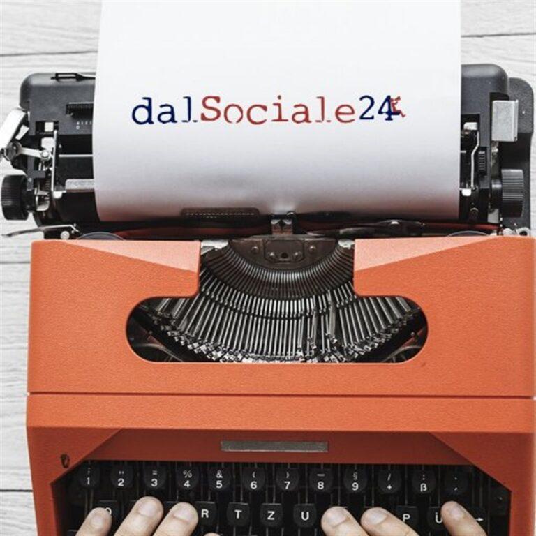 Il giornale 'dalSociale24.it' accessibile alle persone ipovedenti