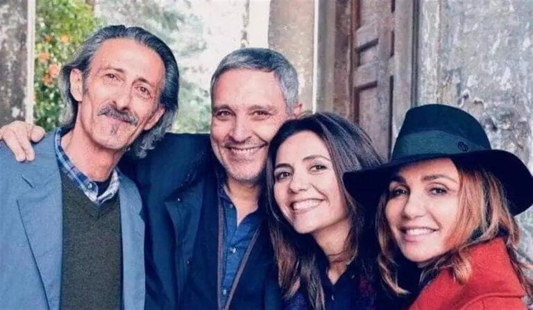 """La Galleria Borbonica fra i 'protagonisti' di """"Mina Settembre"""", la fiction di Rai1"""