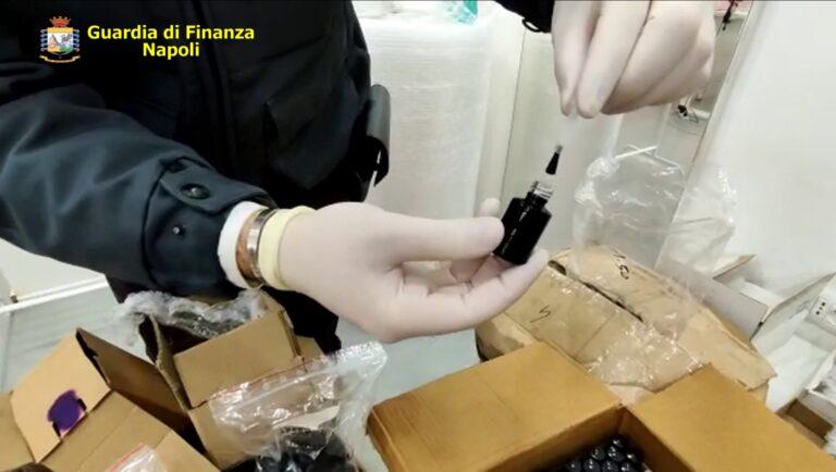 Mecato della contraffazione: sequestrati 22mila articoli cosmetici