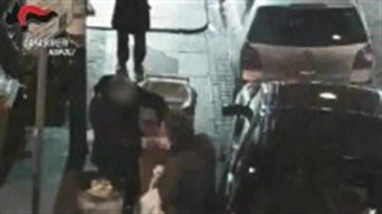 Parcheggiatore abusivo ucciso perchè disse 'no' al racket: blitz contro i D'Ausilio