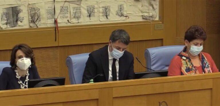 Renzi ritira i ministri di Iv: È aperta la crisi di Governo