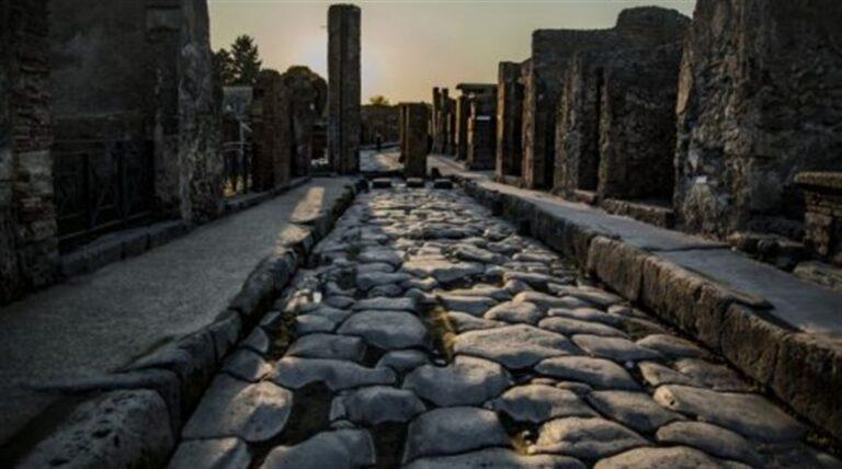 Scavi di Pompei, 175 visite nel giorno della riapertura
