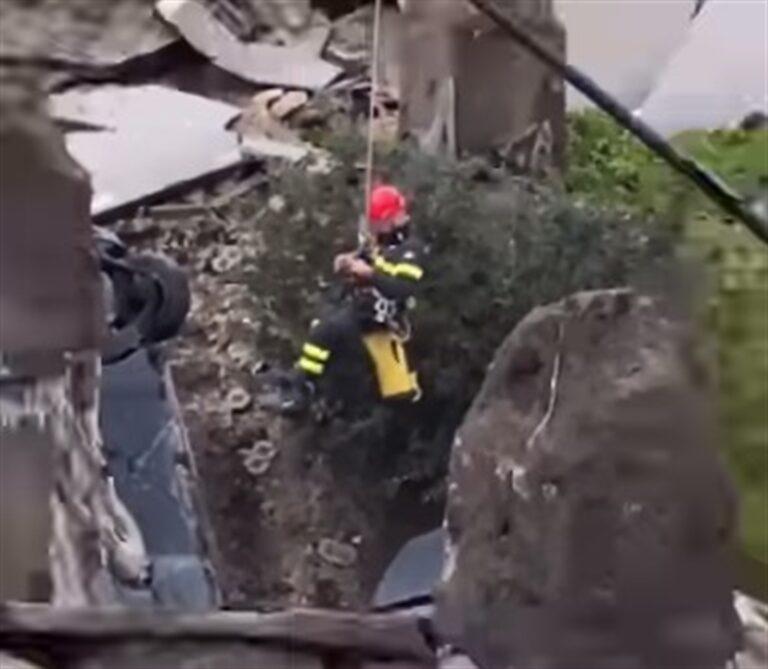 """Lettera dei sindacati all'Asl Napoli 1: """"Ospedale del Mare, gravi disagi dopo il crollo"""""""