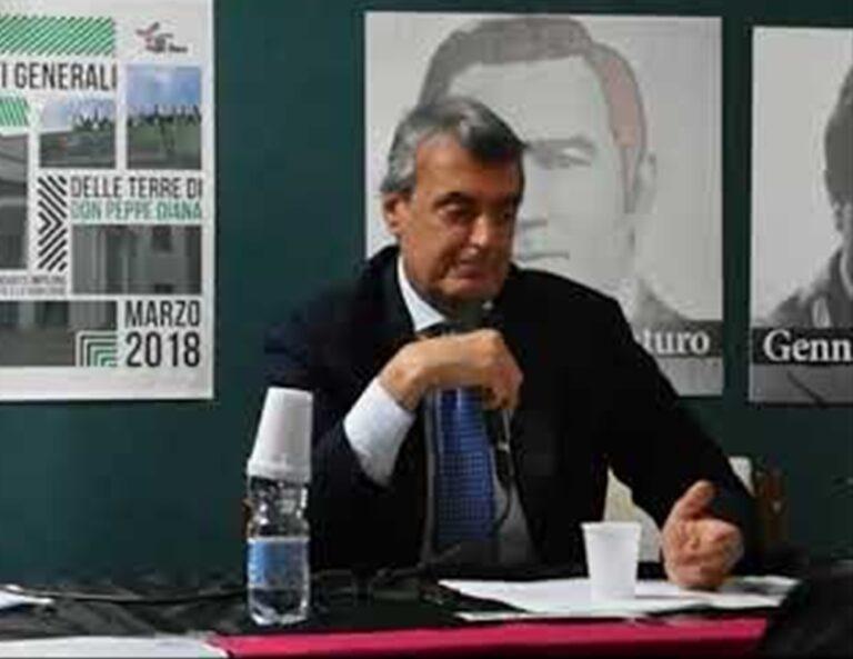 Luigi Frunzio, l'ultimo addio