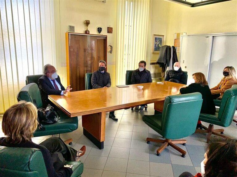 Giornalisti minacciati, Giulietti ad Arzano incontra Commissione straordinaria