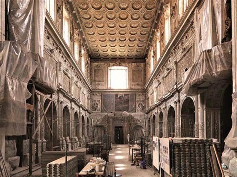 Ritrovati i marmi policromo trafugati nel 1991 dalla Chiesa partenopea di Santa Maria delle Grazie a Caponapoli