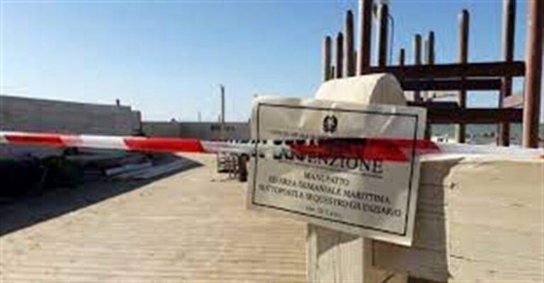 Concessioni scadute, sequestrati 10 lidi balneari a Castel Volturno