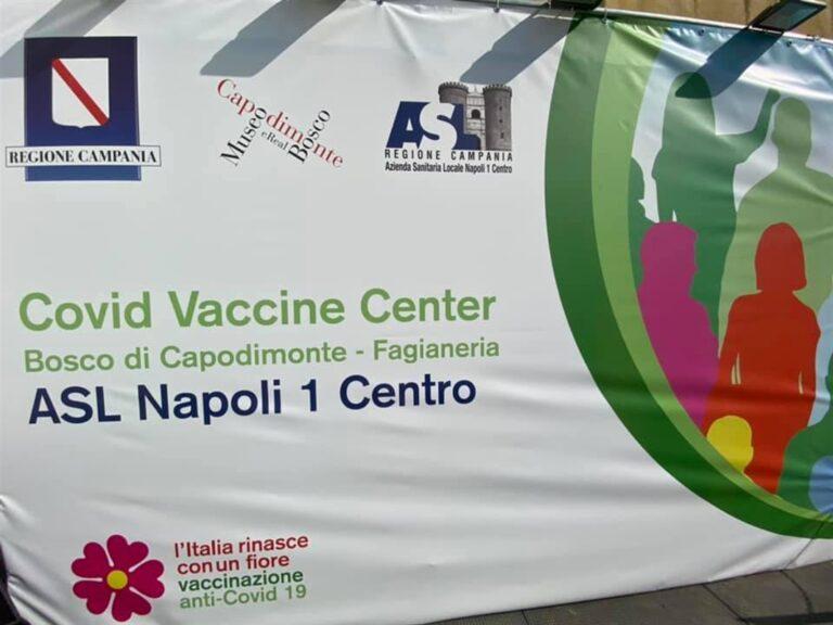 Vaccini: Asl Napoli 1, nuovi open day Pfizer