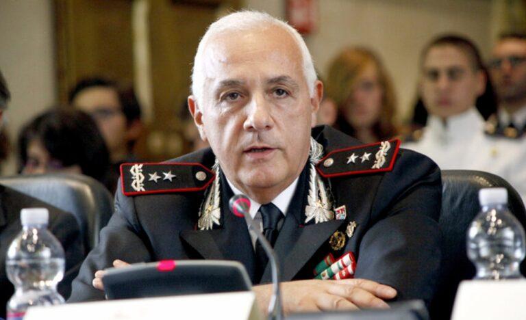"""Il comandante generale dell'Arma Luzi: """"Camorra frammentata e con giovani che cercano di affermarsi"""""""