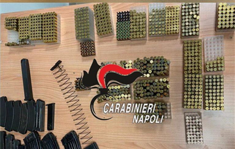 Insospettabili custodivano le armi del clan e la droga. Scoperto arsenale a Bagnoli: serviva per una guerra di camorra?