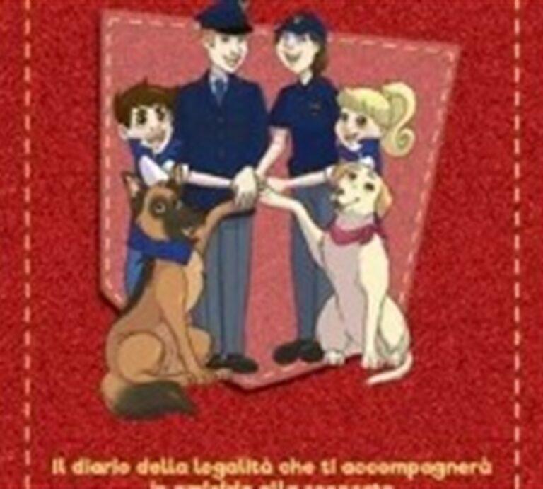 """La Polizia di Stato presenta """"Il mio diario"""" a Ponticelli"""