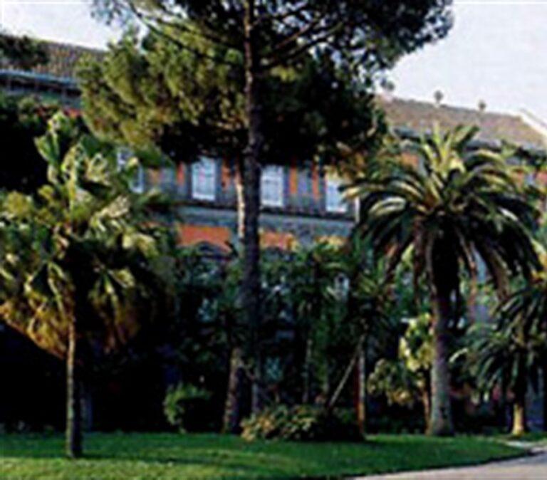 Musei: Al Palazzo Reale Napoli, progetto Mecenati del verde