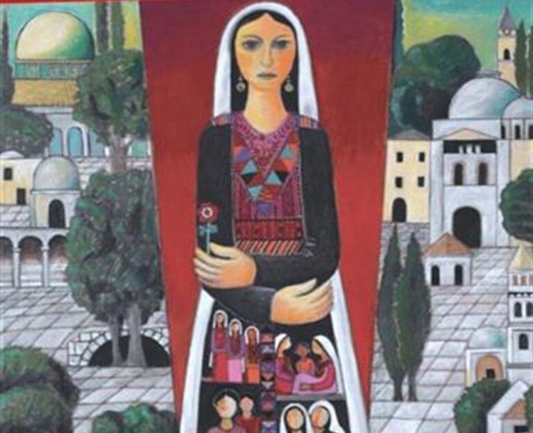 Nel 73esimo anniversario della Nakba presidio in piazza Plebiscito in sostegno della Palestina libera