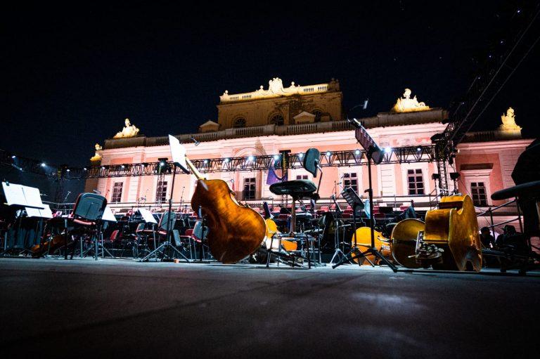 Musica. II° Edizione Carditello festival celebra Caruso e Morricone