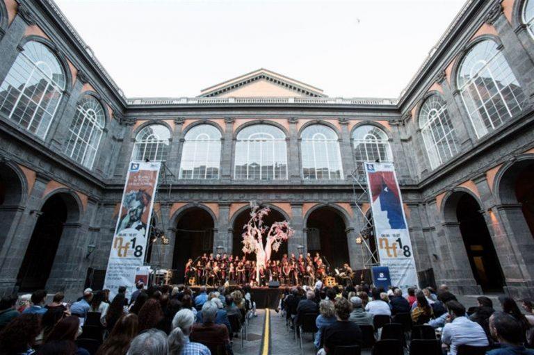 Palazzo Reale Summer Fest, a Napoli per l'estate 2021