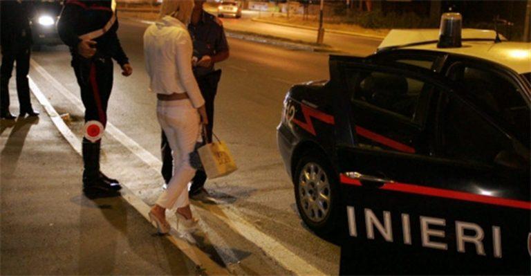 Business del sesso smantellato dai Carabinieri a Napoli