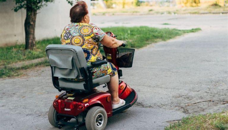 Disabile derubato dello scooter elettrico