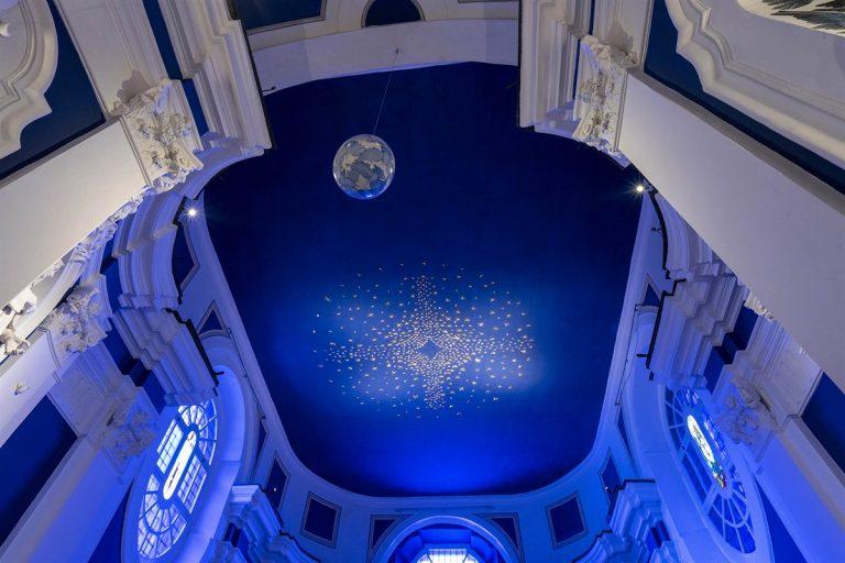 Inaugurata e riaperta al pubblico dopo 50 anni la Chiesa di San Gennaro nel Real Bosco di Capodimonte. Opera rinnovata dal celebre arichettto Calatrava