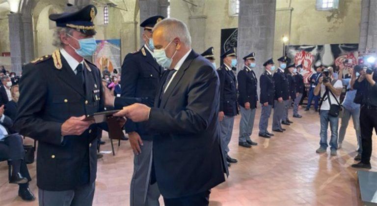 """Premio Ammaturo, il capo della polizia: """"Un esempio"""""""