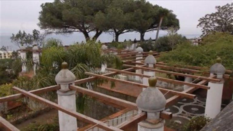 La convivialità urbana 2021 per restyling villa arbusto Ischia