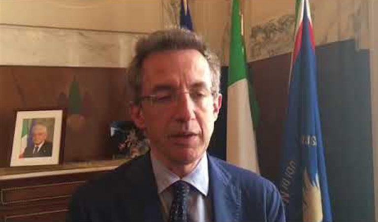"""Manfredi replica a de Magistris: """"Io non libero? mi hanno giudicato cittadini"""""""