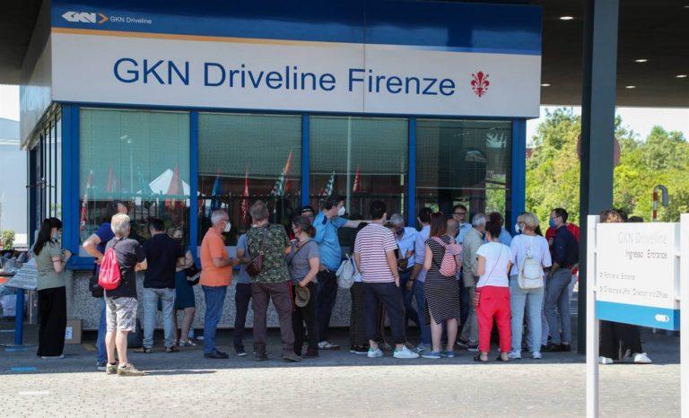 I lavoratori Gkn di Firenze incontrano quelli della Whirlpool