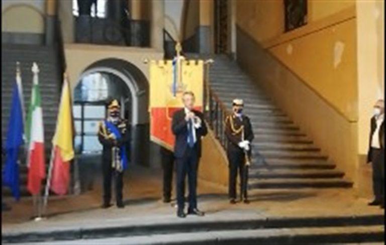 Passaggio di testimone a Palazzo San Giacomo : de Magistris – Manfredi